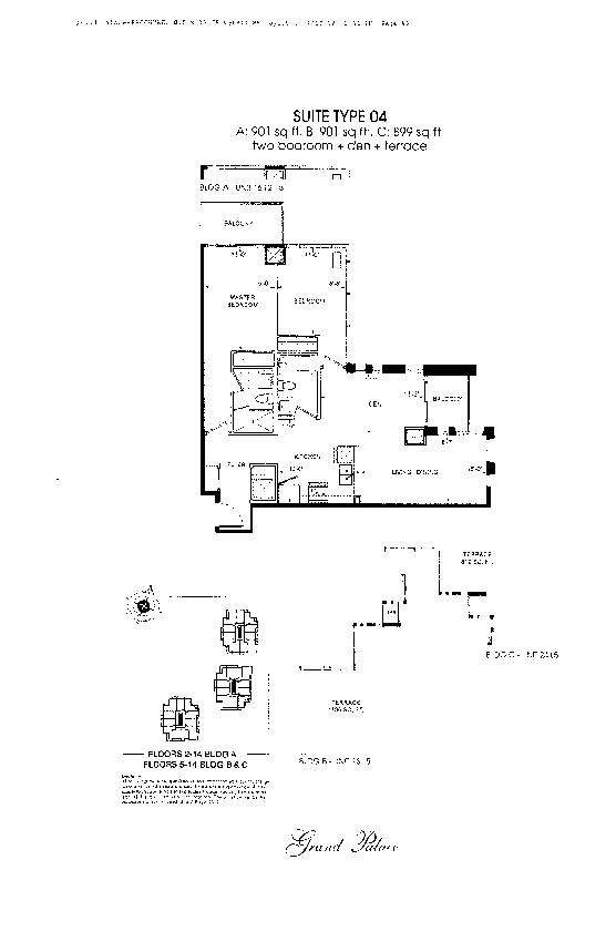 Grand Palace Suite Floorplan 04