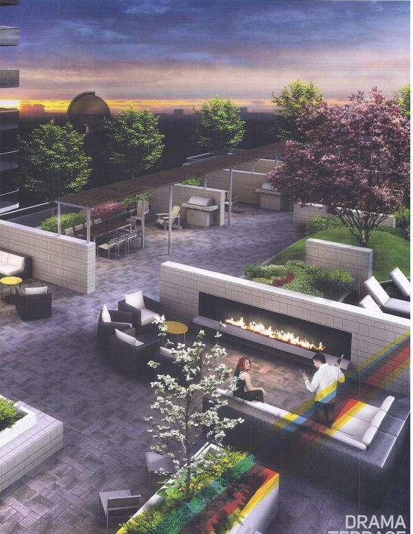 Xpression Condominium Terraces
