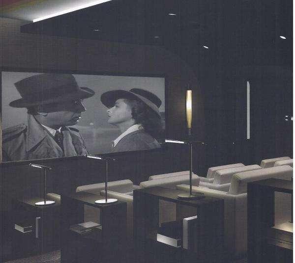 Xpression Condominium Private Movie Theatre
