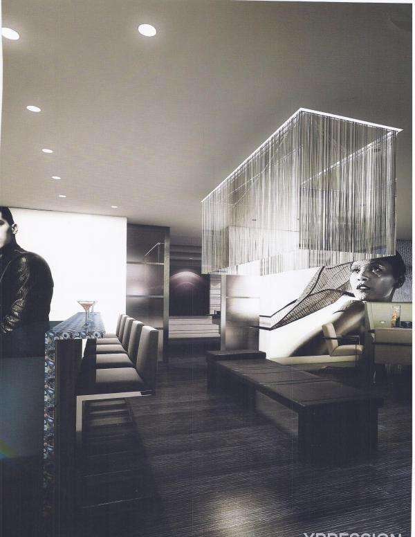 Xpression Condominium Resident's Lounge