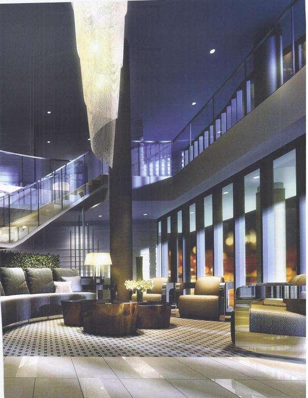 Xpression Condominium Gracious Formal Lobby