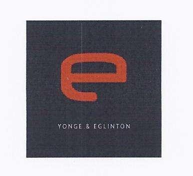 E Condominium Yonge & Eglinton Toronto