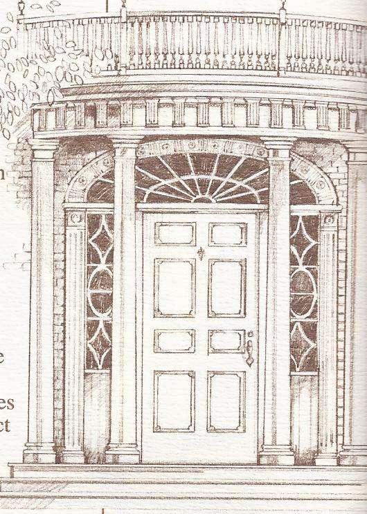 Heritage Estates Grand Entrance